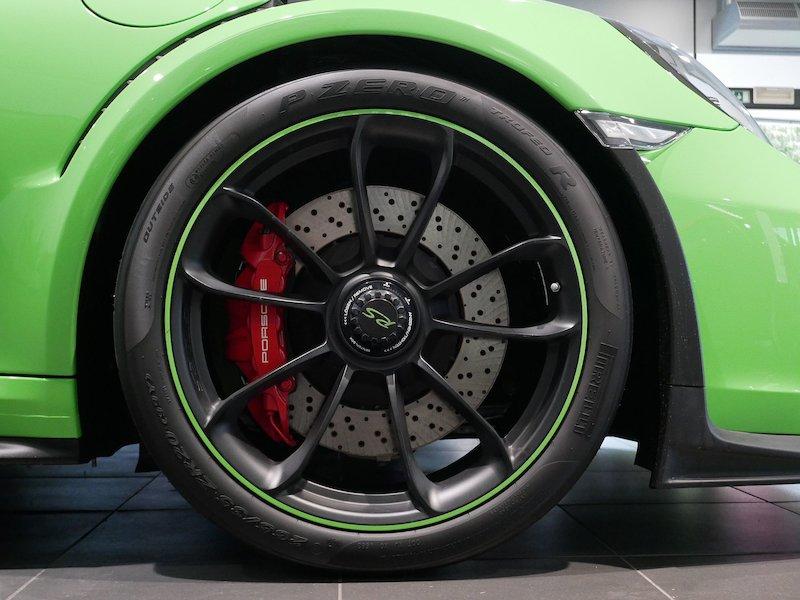 Porsche 911 GT3 RS PDK7