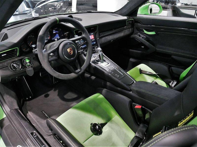 Porsche 911 GT3 RS PDK9
