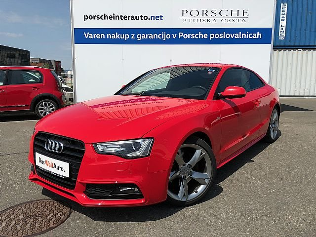 Audi A5 Coupe  2.0 TDI clean diesel Business Sport