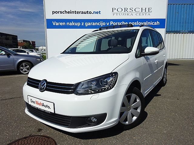 Volkswagen Touran 1.6 TDI BlueMotion Tech.Comfortline Sky