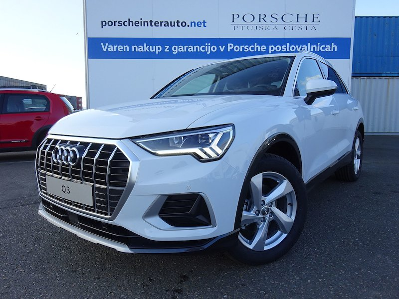 Audi Q3 35 TDI Advanced S tronic