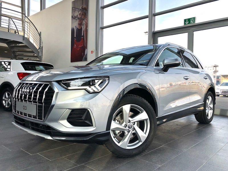 Audi Q3 quattro 35 TDI Advanced