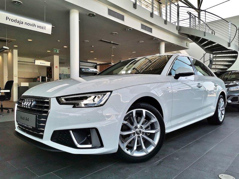 Audi A4 35 TFSI S line Limited Edition
