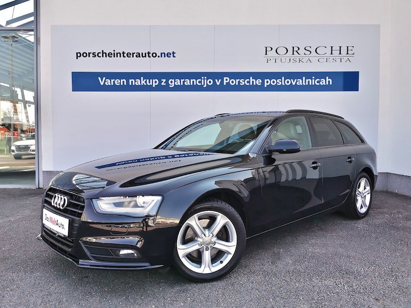 Audi A4 Avant 2.0 TDI Business Sport Multitronic