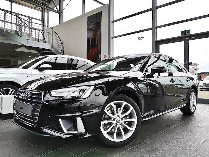 Audi A4 35 TDI S tronic S line Limited Edition