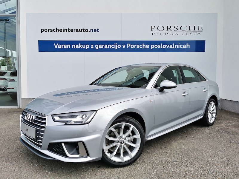 Audi A4 35 TFSI S tronic S line Limited Edition
