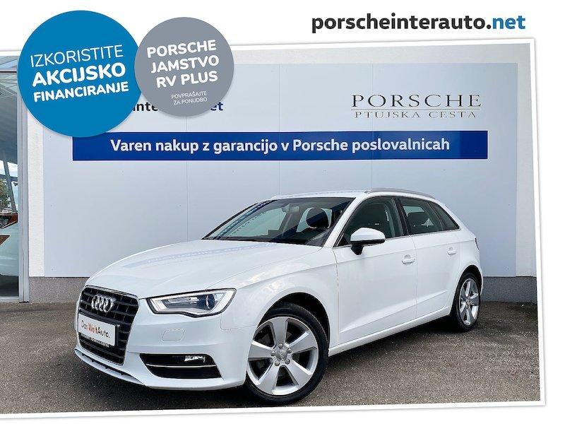 Audi A3 Sportback 1.2 TFSI Ambition - SLOVENSKO VOZILO