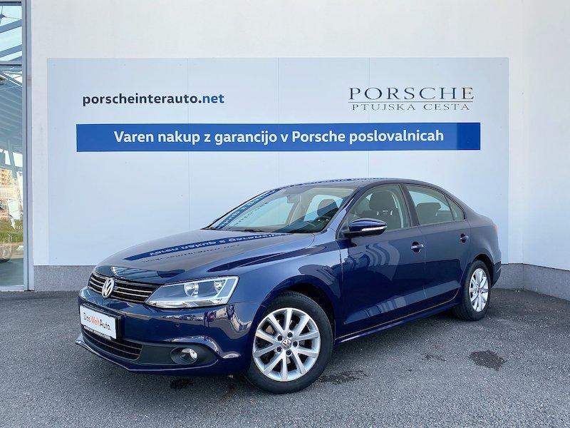 Volkswagen Jetta 1.6 TDI Comfortline - SLOVENSKO VOZILO