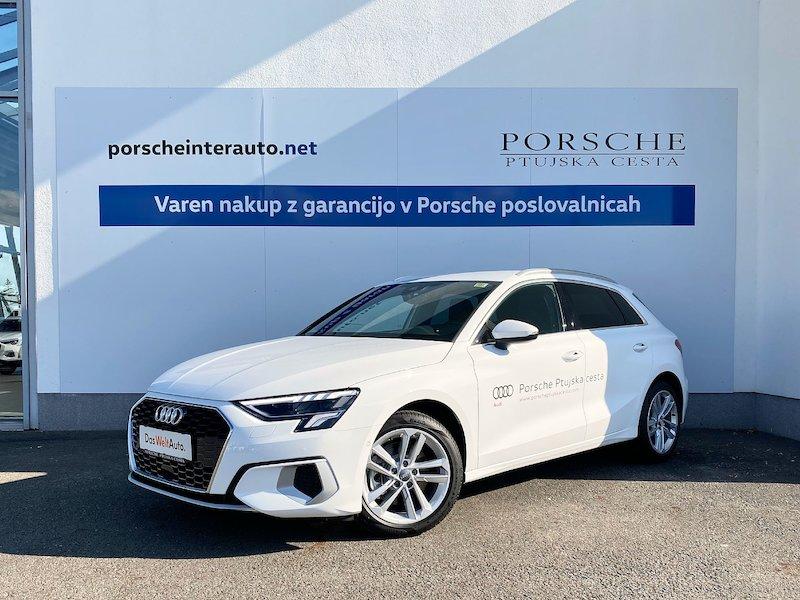 Audi A3 Sportback 35 TFSI Advanced - SLOVENSKO VOZILO