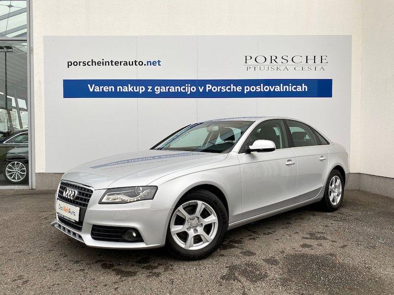 Audi A4 2.0 TDI DPF Business Edition - SLOVENSKO VOZILO