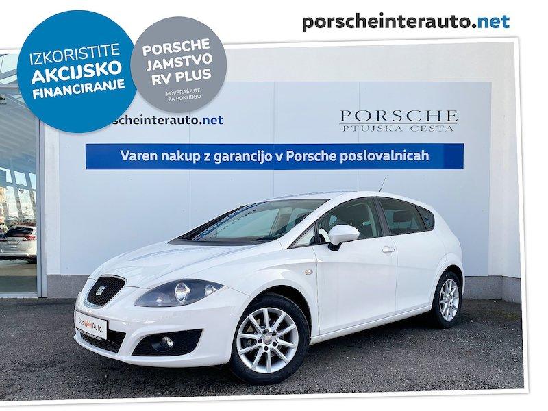 Seat Leon Style Copa 1.6 TDI CR DPF - SLOVENSKO VOZILO