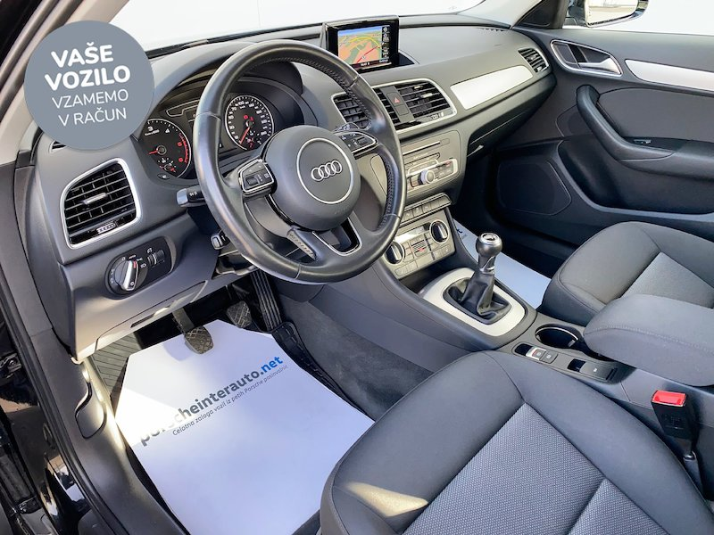 Audi Q3 2.0 TDI Style - SLOVENSKO VOZILO11