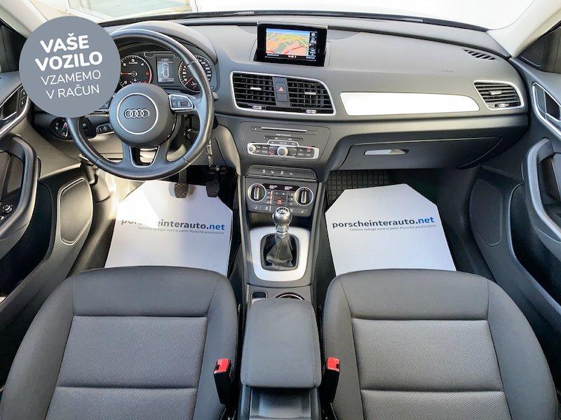 Audi Q3 2.0 TDI Style - SLOVENSKO VOZILO13