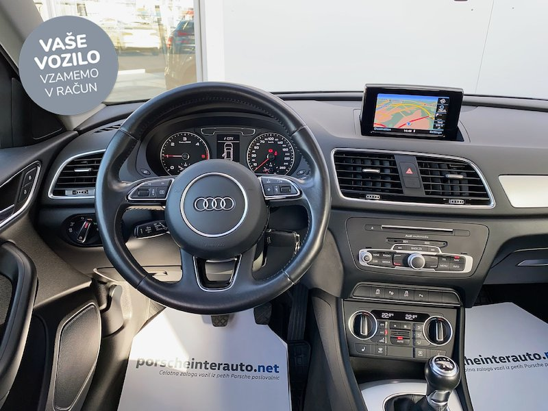 Audi Q3 2.0 TDI Style - SLOVENSKO VOZILO14