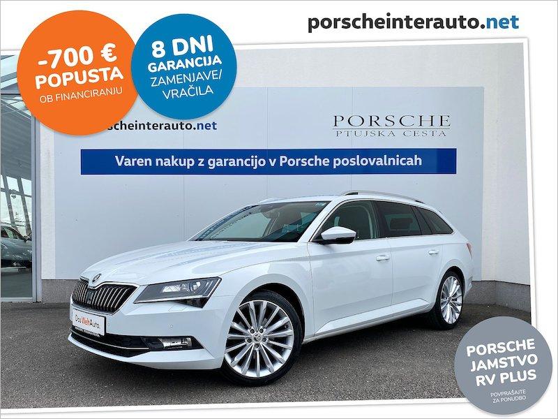 Škoda Superb Combi 2.0 TDI L K DSG - SLOVENSKO VOZILO1