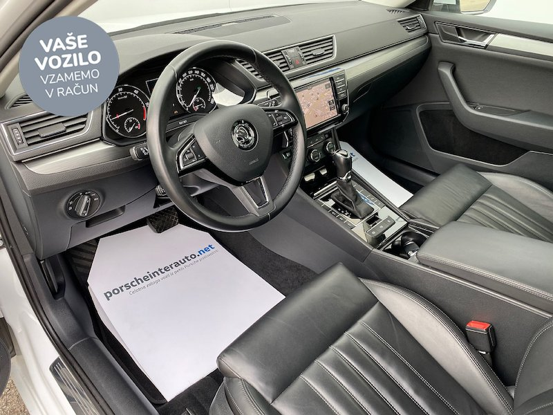 Škoda Superb Combi 2.0 TDI L K DSG - SLOVENSKO VOZILO11