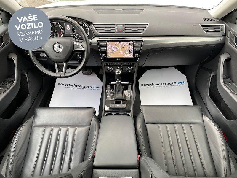 Škoda Superb Combi 2.0 TDI L K DSG - SLOVENSKO VOZILO13