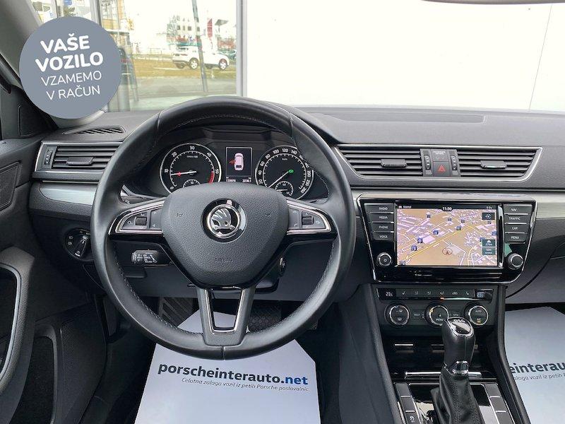 Škoda Superb Combi 2.0 TDI L K DSG - SLOVENSKO VOZILO14