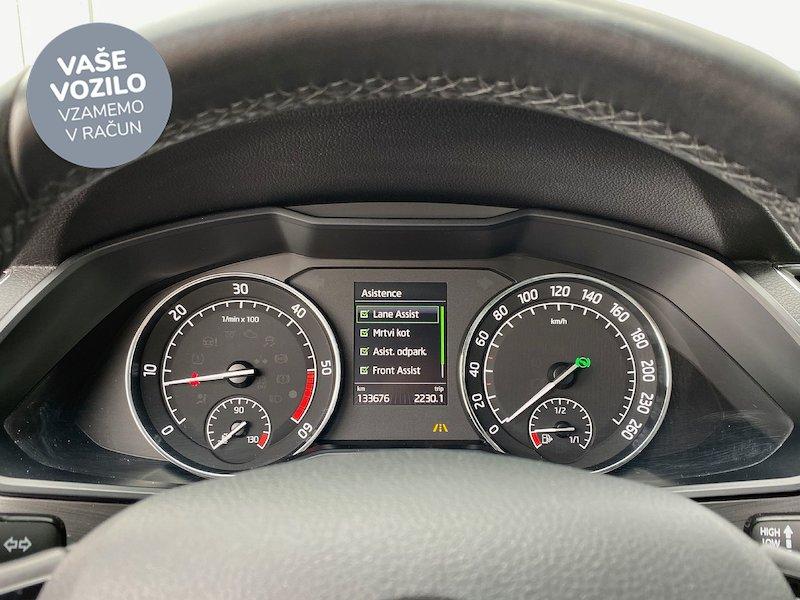 Škoda Superb Combi 2.0 TDI L K DSG - SLOVENSKO VOZILO15