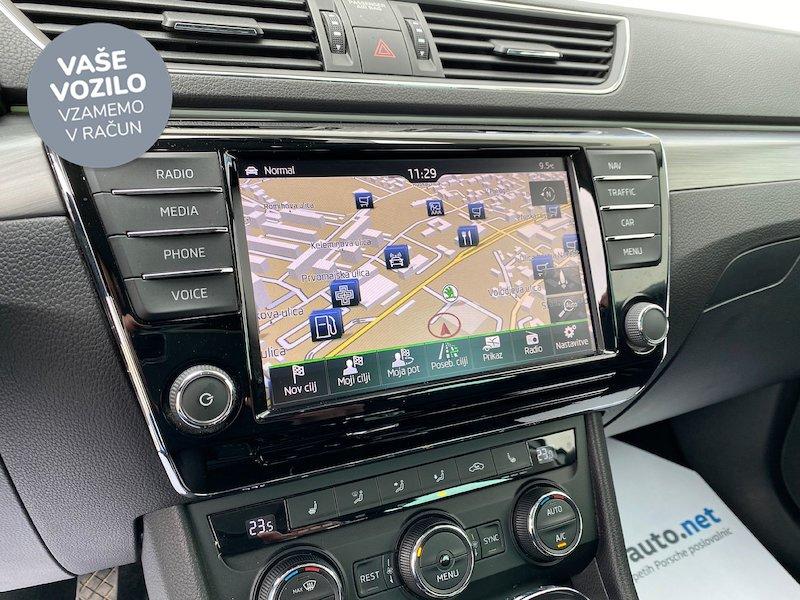 Škoda Superb Combi 2.0 TDI L K DSG - SLOVENSKO VOZILO16
