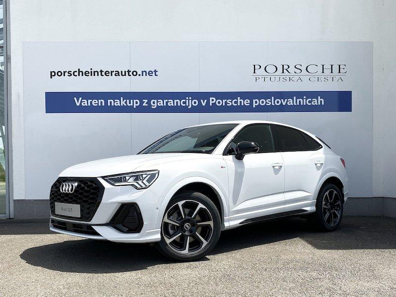 Audi Q3 Sportback quattro 40 TDI S line S tronic - ZALOGA