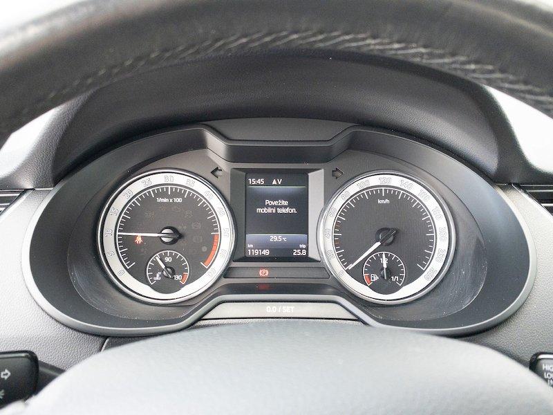 Škoda Octavia Combi 1.6 TDI Style - SLOVENSKO VOZILO15