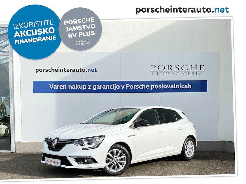 Renault Megane Berline TCe 100 Energy Limited - SLOVENSKO VOZILO