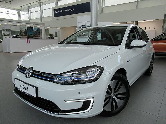 Volkswagen Golf e-