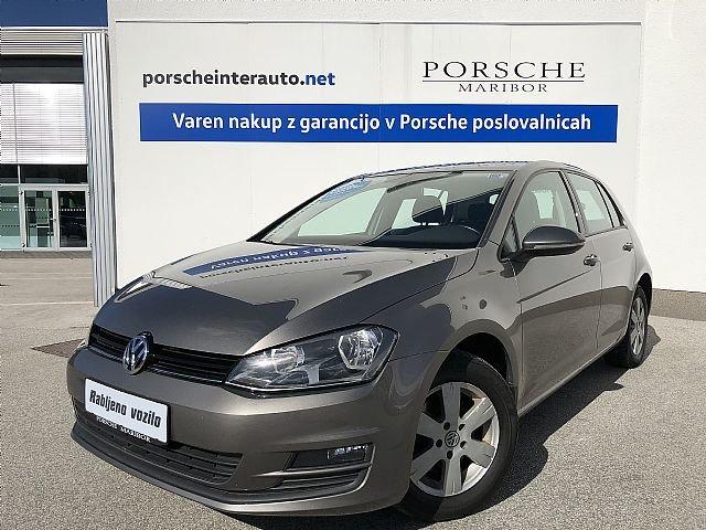 Volkswagen Golf 4MOTION 1.6 TDI BMT Comfortline