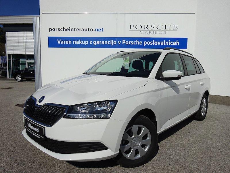 Škoda Fabia Combi 1.0 Easy
