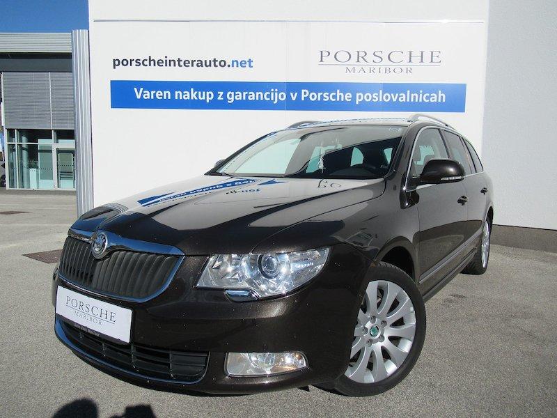 Škoda Superb Combi 2.0 TDI CR Elegance DSG
