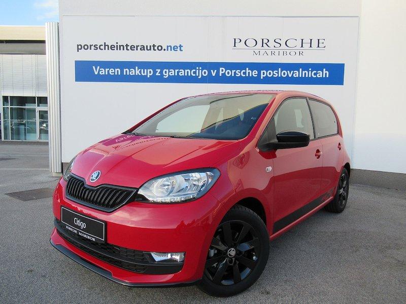 Škoda Citigo 1.0 Monte Carlo