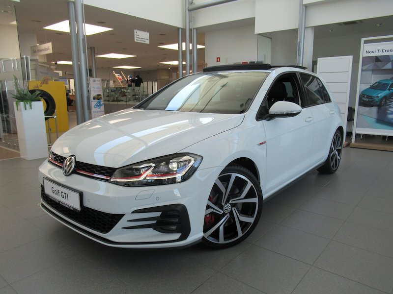 Volkswagen Golf GTI 2.0 TSI Performance