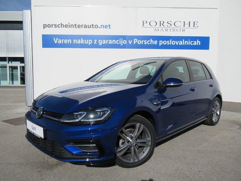Volkswagen Golf 1.0 TSI BMT R-Line Edition DSG ČMC akcija