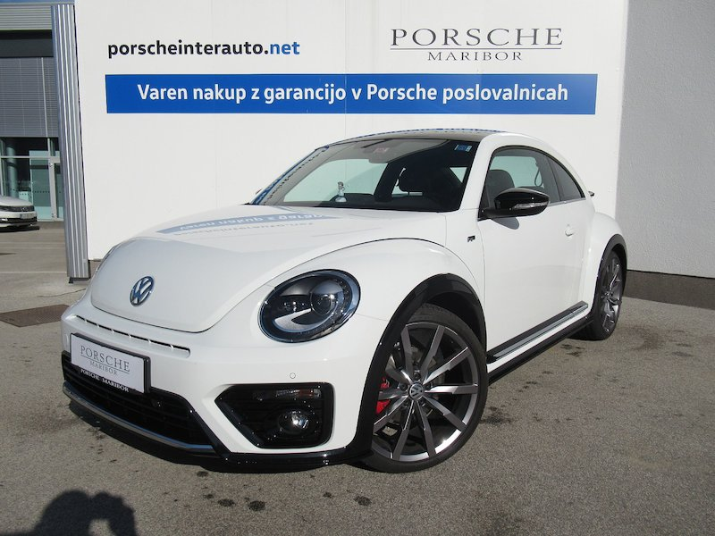Volkswagen Beetle 2.0 TSI BMT R-Line Edition DSG