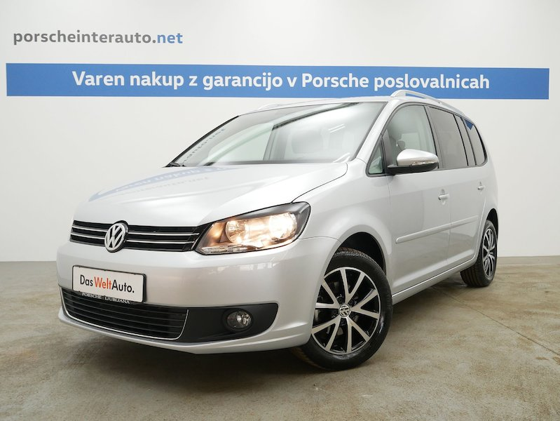 Volkswagen Touran 1.6 TDI BlueMotion Tech.Comfortline