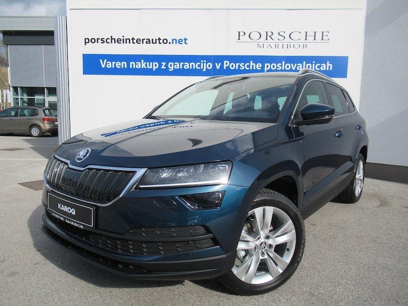 Škoda Karoq 1.6 TDI Style DSG