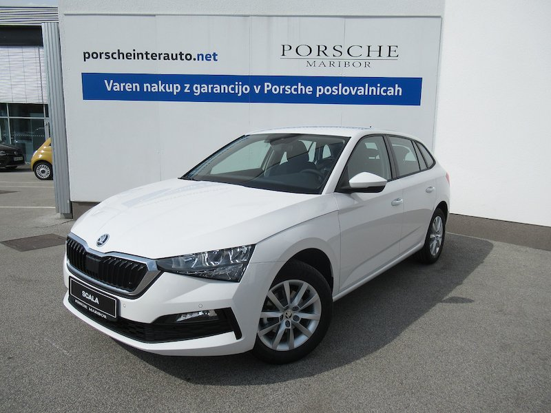 Škoda Scala Ambition 1.0 TSI