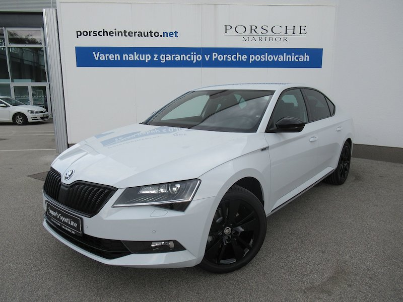 Škoda Superb 1.5 TSI ACT SportLine