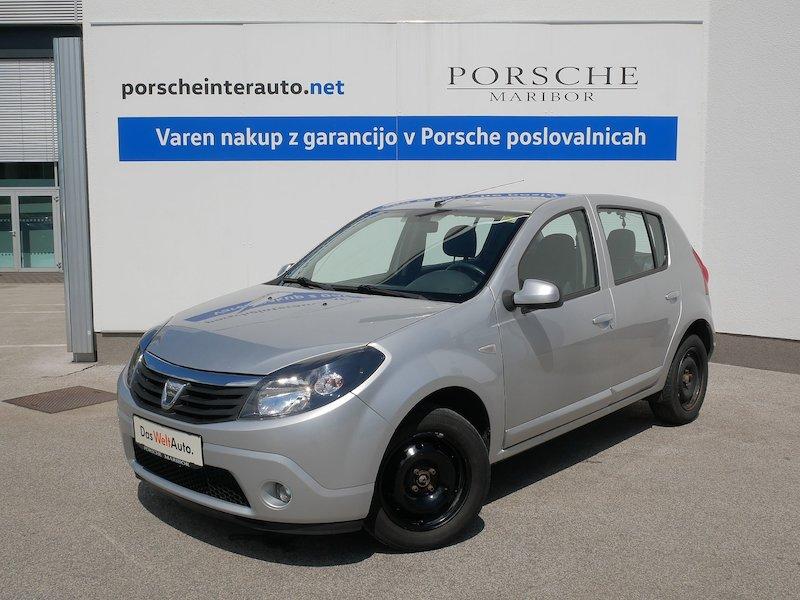 Dacia Sandero 1.2 16V Ambiance