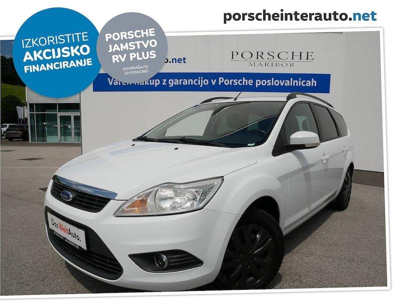 Ford Focus Karavan 1.6 Ti-VCT Ebony+predelava na plin