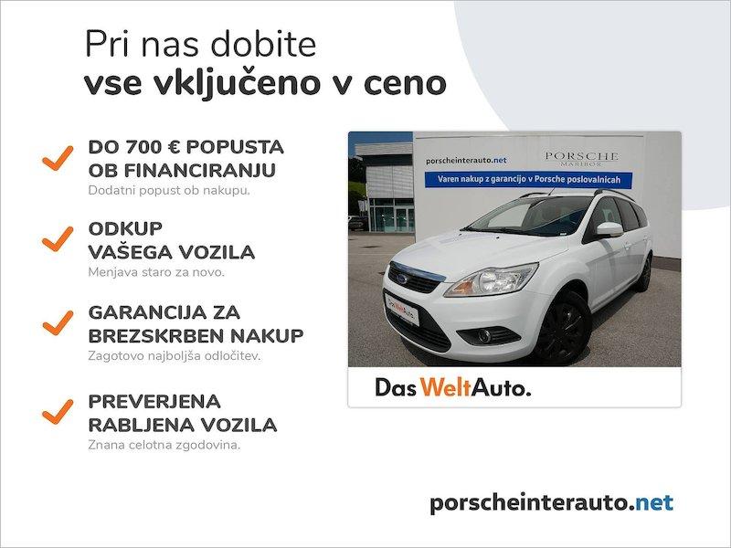 Ford Focus Karavan 1.6 Ti-VCT Ebony+predelava na plin2