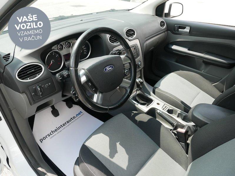 Ford Focus Karavan 1.6 Ti-VCT Ebony+predelava na plin11