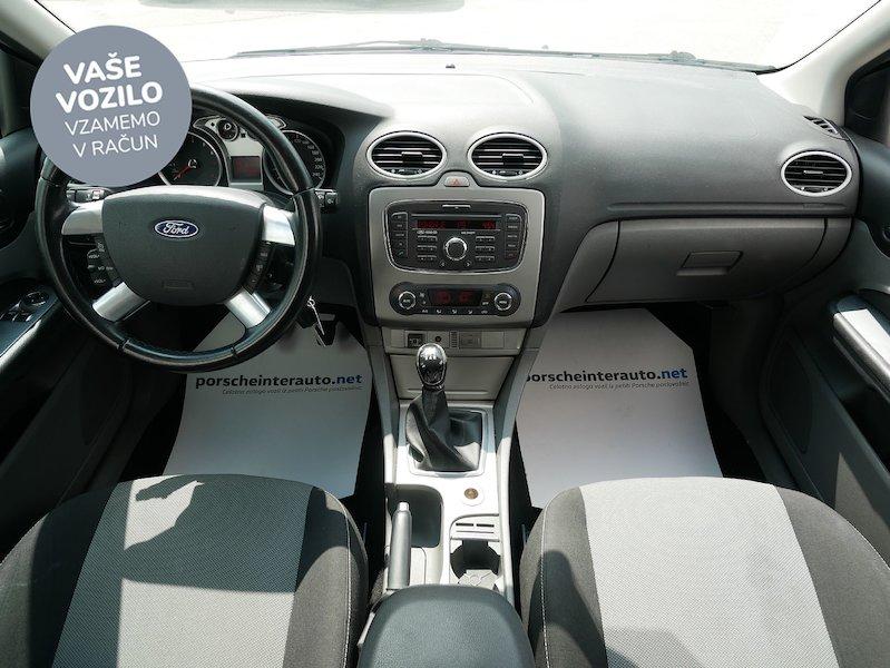 Ford Focus Karavan 1.6 Ti-VCT Ebony+predelava na plin13