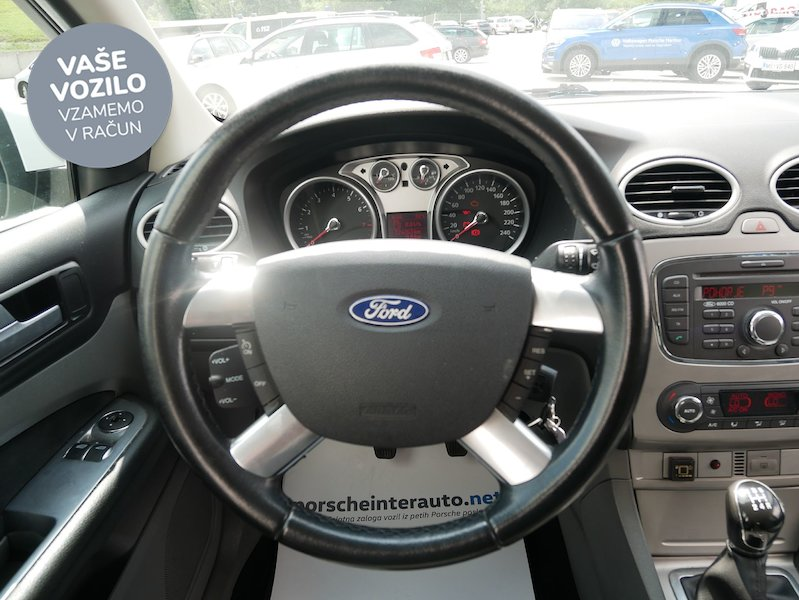 Ford Focus Karavan 1.6 Ti-VCT Ebony+predelava na plin14