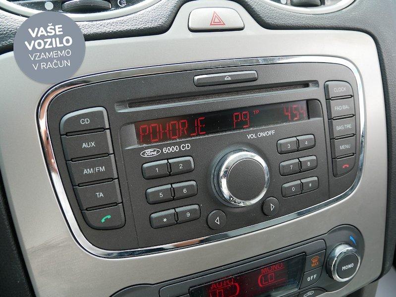 Ford Focus Karavan 1.6 Ti-VCT Ebony+predelava na plin16