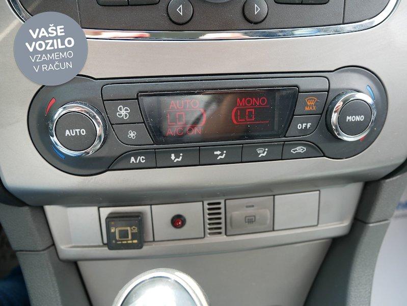 Ford Focus Karavan 1.6 Ti-VCT Ebony+predelava na plin17