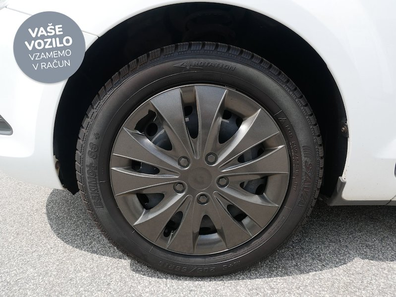 Ford Focus Karavan 1.6 Ti-VCT Ebony+predelava na plin7