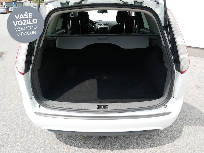 Ford Focus Karavan 1.6 Ti-VCT Ebony+predelava na plin10