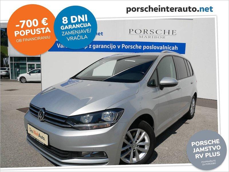 Volkswagen Touran 1.6 TDI BMT Comfortline